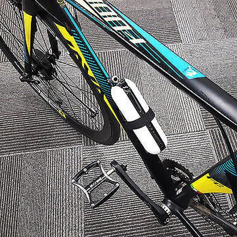 2019 Vélo pompe gonflable gonfleur de pneu En Métal Gonfleur Basket-Ball Ballon Bulle Colonne De Voiture Gonfleur Vélo Accessoires - 5