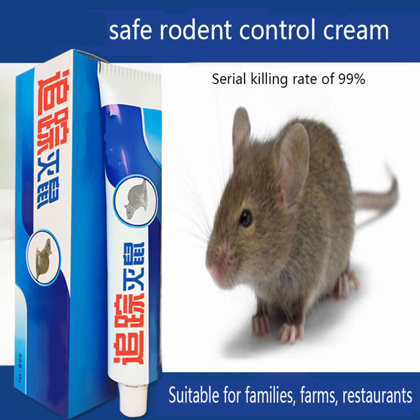1 Pcs Kill Mouse Gel Poison Home Mouse Mice Trap High Quality Micro Toxic Effect Insecticide Pest Control