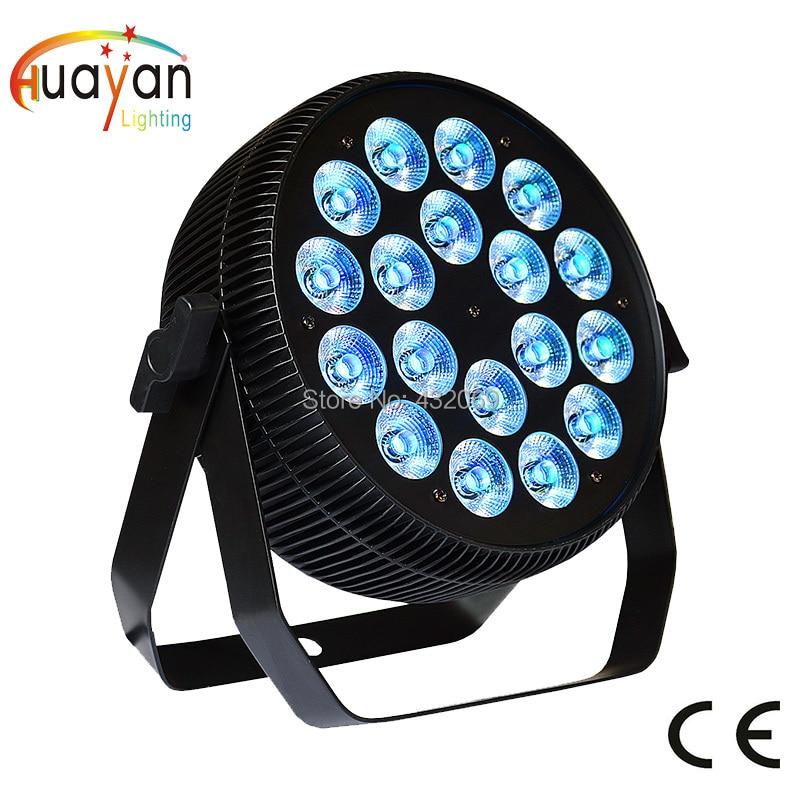 LED Par Luz Par Plana Levou Luzes