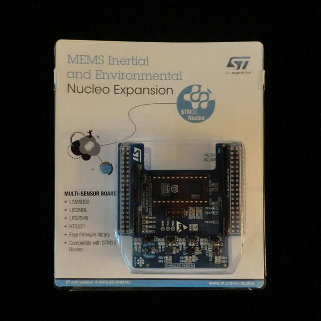 Stm32 Nucleo Library