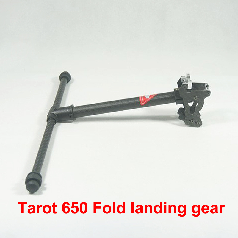 Tarot retractable landing gear Foldable Skid Tarot 650 680pro quadcopter landing gear Quadrocopter Frame kit RC diy drone kit dynamic analysis of landing gear