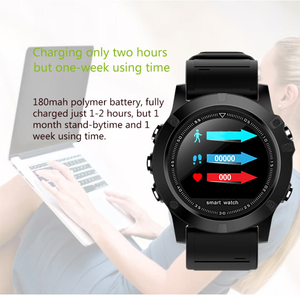 696 L11 Men Smart Bracelet Heart Rate Blood Pressure Fitness Tracker IP68 Waterproof Smart Watch for Android IOS smart phone 9
