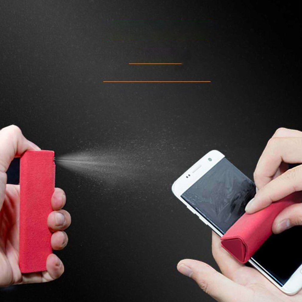 Stylish Screen Cleaner Computer LCD TV Smart Phone Screen Cleaning Spray Universal for All Electronic Screens
