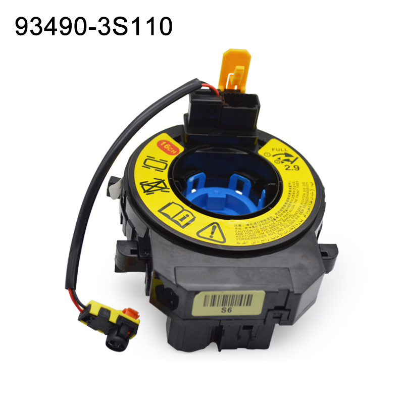 93490-3S110 Combination Switch Coil For HYUNDAI SONATA 8 KIA K5 IX35 934903S110 Стикер