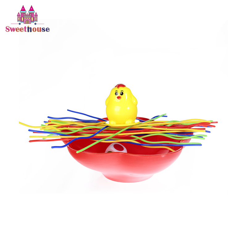 Draw Lots Duck Balance Game Toys for Children Intelligence Math Toys Brain Game Education Teaching Tools School Supplies Gifts