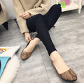 Women's shoes  comfortable flat shoes Ballet Flats shoes large size shoes Women flats -588