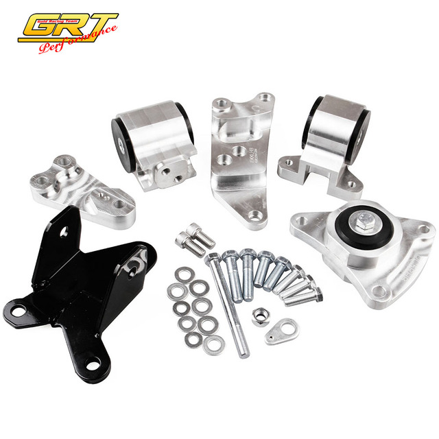 New Engine Swap Mount Kit For HONDA CIVIC SI ACURA RSX A - Acura rsx motor mounts