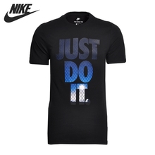 NIKE Original New Arrival 2017 Mens  AS M NSW TEE JDI PHOTO Braethable T-shirts  short sleeve Sportswear for men