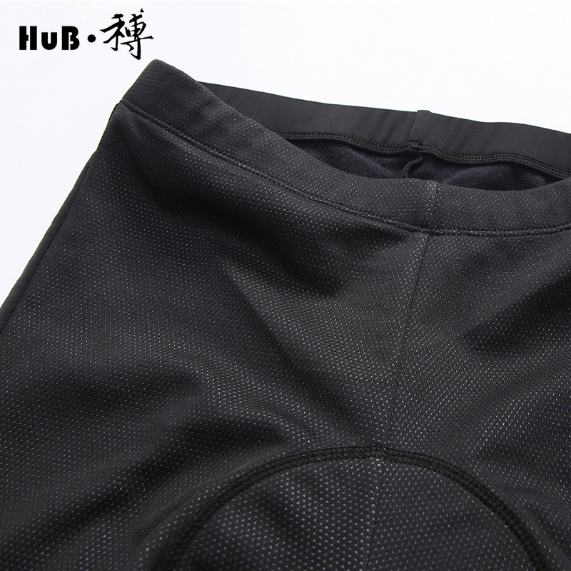 HuB Autumn and winter Professional Warm andWindproof Cycling Pants without Padded Sportswear Riding clothing mtb Bicycle Pants in Cycling Pants from Sports Entertainment