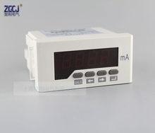 0-100mA millimètre numérique mA mètre AC/DC 85-265 V ma mètre avec fonction de sortie analogique 4-20mA