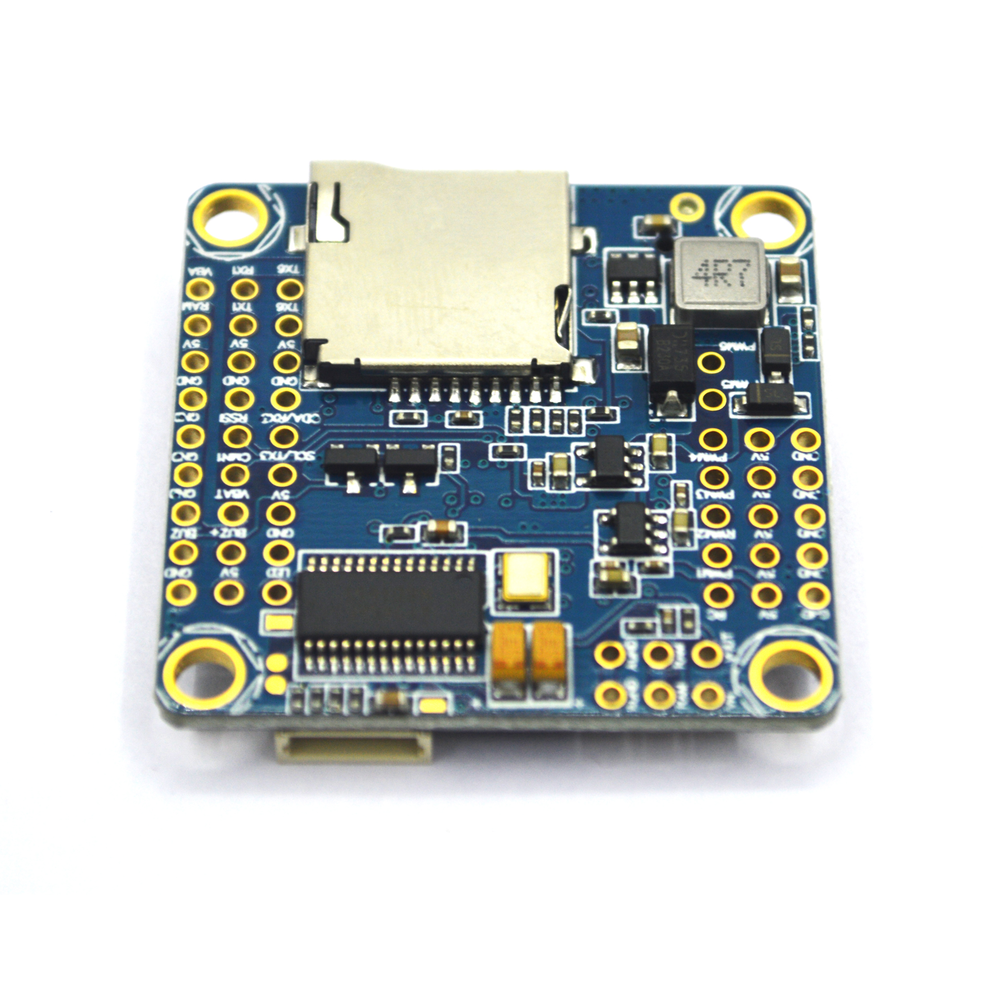 Image 3 - Betaflight Omnibus F4 V3 Flight Controller Board Built in Barometer OSD TF Slot For FPV Quadcopter-in Parts & Accessories from Toys & Hobbies