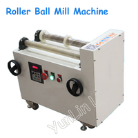 Roller Ball Mill Machine 220V 750W Dry And Wet Roller Planetary Machine GMS1 2