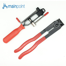 Mainpoint alta qualidade 2 pc cv joint boot clamp alicates pulseira de carro kit de ferramentas de mão conjunto, para uso com mangueira de líquido refrigerante, braçadeiras de mangueira de combustível