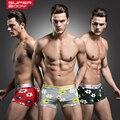 Brand Men's Underwear Boxers Cotton Underwear Pants Man Underwear Boxer Shorts Underwear Printed Men Shorts Home Underpants