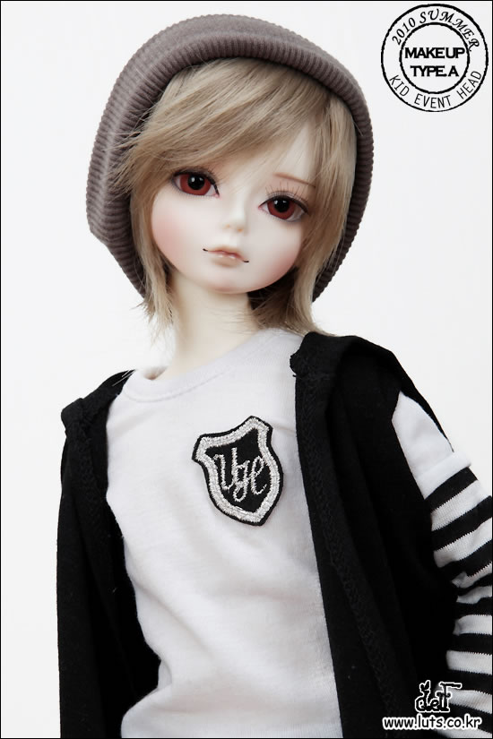 1/4 scale BJD lovely kid BJD/SD LUTS Delf cute boy SUMMER EVENT figure doll DIY Model Toys.Not included Clothes,shoes,wig 1 4 scale bjd lovely cute bjd sd human body kid serin