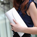AEQUEEN Women Evening Clutch Bags Wristlet Stone Pattern Handbag Leather Messenger Purse Fashion Bag Bolsas Zip Day Clutches