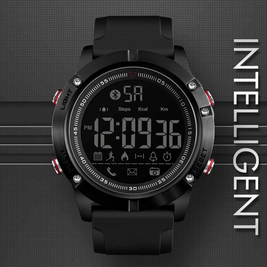 SKMEI למעלה מותג ספורט שעון 50 m Waterproof משולב LED דיגיטלי שעון מזדמן שעון חכם מודלים Relogio שעונים