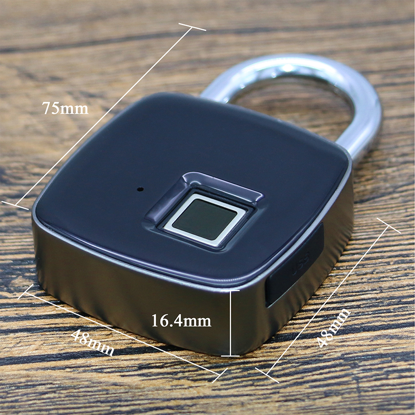 Aimitek P3 Smart Fingerprint Lock-12