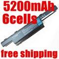 Batería del ordenador portátil para acer 3icr19/66-2, 934T2078F, AS10D31, AS10D3E, AS10D41, AS10D51, AS10D56, AS10D61, AS10D71, AS10D75, BT.00603.111,