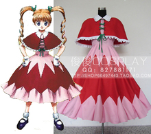Hunter x hunter bisuke cosplay lolita disfraces de halloween party dress