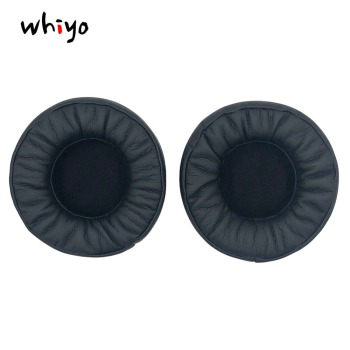 1 pair of Velvet Leather Memory Foam Earpads Replacement Ear Pads Spnge for Sony MDR-RF865R MDR-RF865RK Headphone RF865R RF865RK