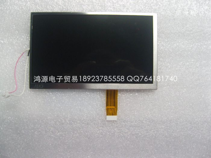 ФОТО Original A070FW03 inch V8 CCFL display AUO7 backlight industrial vehicle DVD