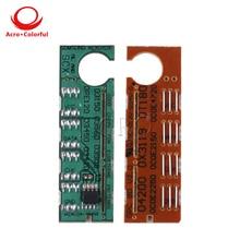 цена на Compatible laser printer cartridge toner reset chip for Ricoh R200 200