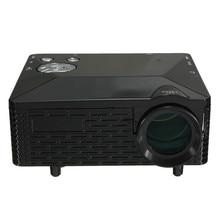 HD 1080P LCD LED Multimedia Mini Projector Home Theater Cinema AV VGA HDMI USB PC HQ New Arrival High Quality