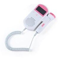 Pelvifine portable LCD gestante Fetal Doppler Heartbeat Detector 12 weeks Baby Care Household for Pregnant Fetal Pulse Meter