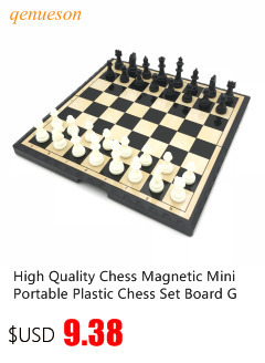 Alta qualidade estilo gaveta xadrez magnético mini