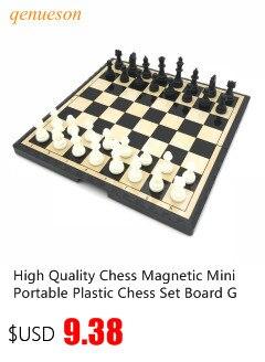 Alta Qualidade de Xadrez E Damas Folding