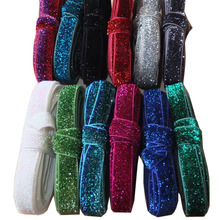 Glitter bands Elastic Sewing