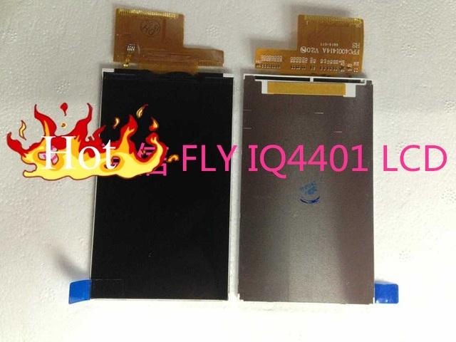 Para a MOSCA IQ4401 LCD Screen Display (Não Toque Digitador Da tela Sensor) + 3 M Adesivo; rastreamento gratuito