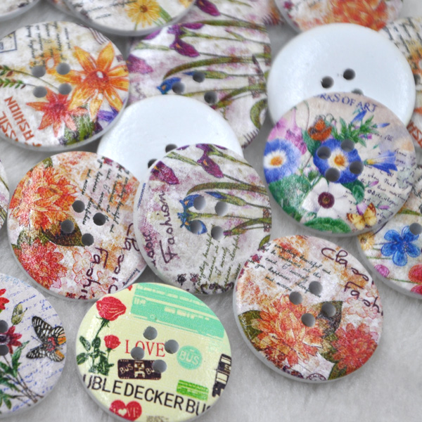 New 10pcs big spring flowers wood buttons 30mm sewing craft mix lots new 10pcs big spring flowers wood buttons 30mm sewing craft mix lots wb267 in buttons from home garden on aliexpress alibaba group mightylinksfo