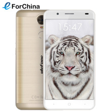 Ulefone Tiger 4G Phone 5.5 inch Screen Andriod 6.0 MT6737 Quad Core 1.3GHz 16GB ROM 2GB RAM LTE Smartphone 1280 x 720 pixels