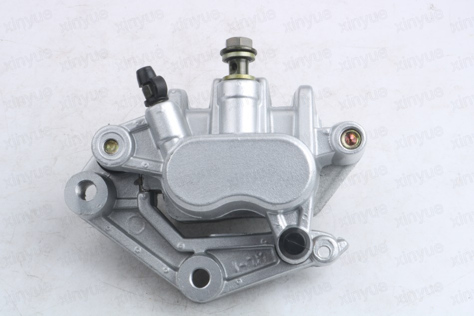 HOND CM 125 CM125 CB250 CB 250 CALIPER ASSY.,LEFT Disc pump motorcycle cm 125 front wheel brake cylinder disc brake pump assy motorbike up pump brake level for honda cm125 cm 125