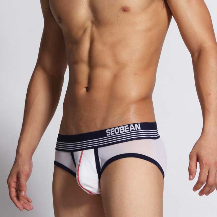 Topdudes.com - Men's High Quality Low Waist Sexy Briefs Hot Selling Underwear