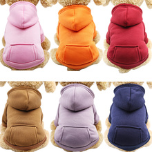Pet Dog Clothes For Small Dogs Clothing Warm Clothing for Dogs Coat Puppy Outfit Pet Clothes for Large Dog Hoodies Chihuahua 45