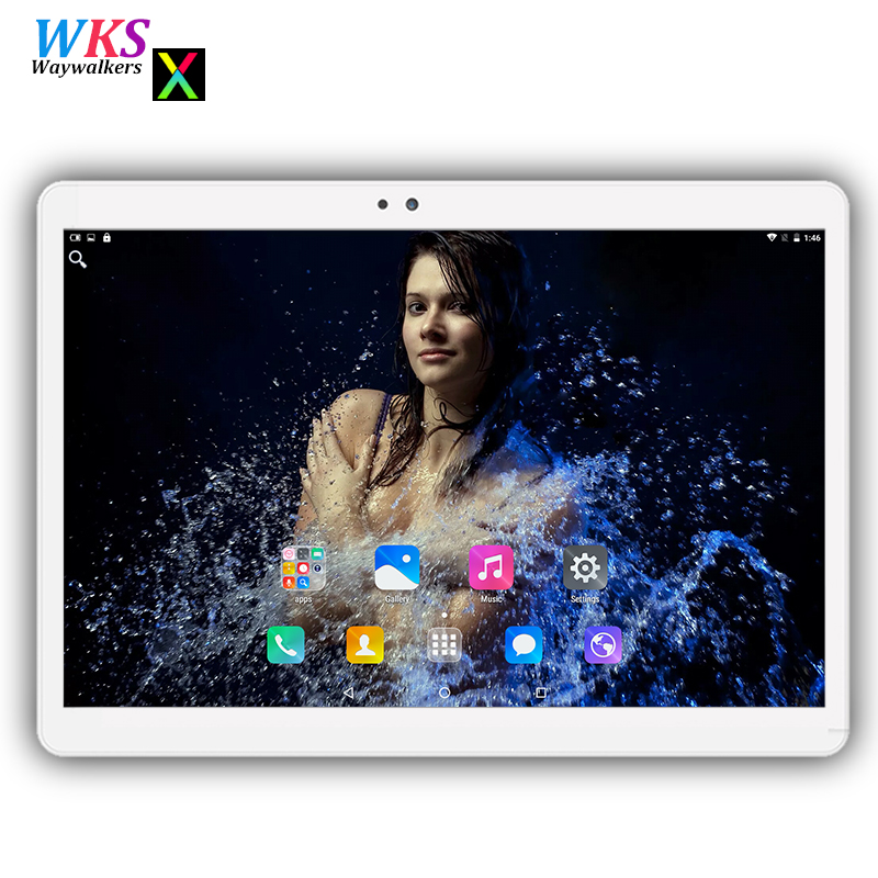 2017 Newest 10 inch tablet pc Android 7.0 octa core RAM 4GB ROM 32/64GB Dual SIM Bluetooth GPS 1280*800 2.5D IPS Smart tablets 2017 newest 4g lte 10 inch tablet pc android 6 0 octa core 4gb ram 64gb rom dual sim 5mp gps ips bluetooth smart tablets mt8752