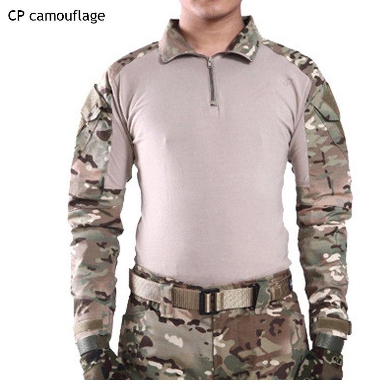 Fierbinte 2019 2019 Comando în aer liber camuflaj Frogloks sport - Imbracaminte sport si accesorii - Fotografie 3