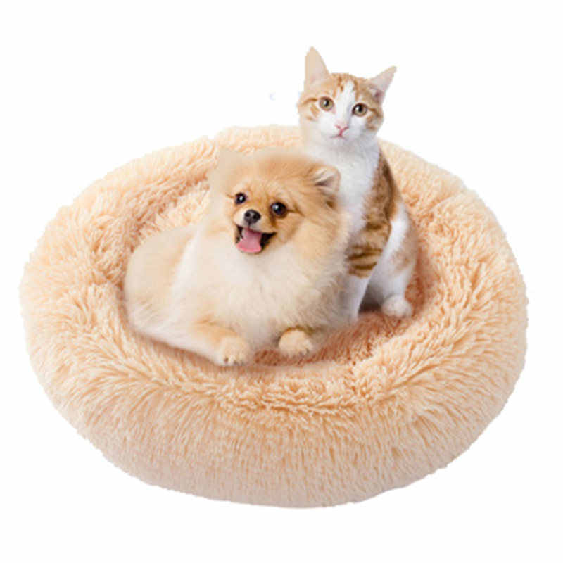 Marshmallow Cat Bed Heavenly Soft Cat Nest Perfect For Sleeping