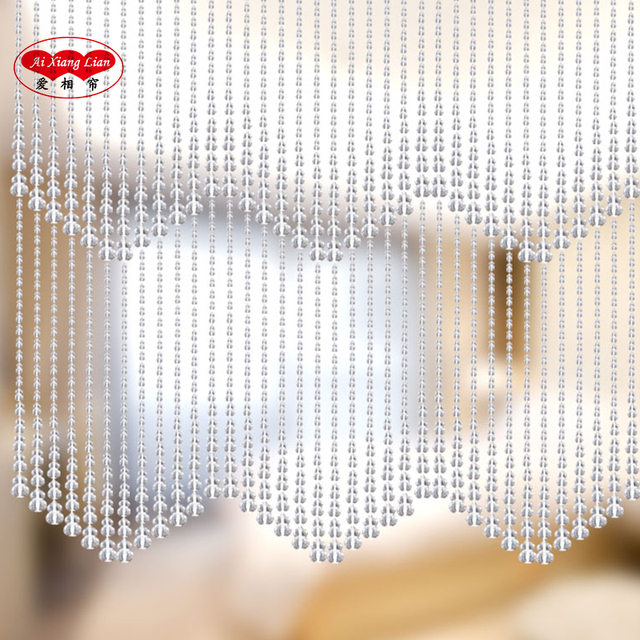Aliexpress.com : Buy DIY Plastic Crystal Bead Curtains for Living ...