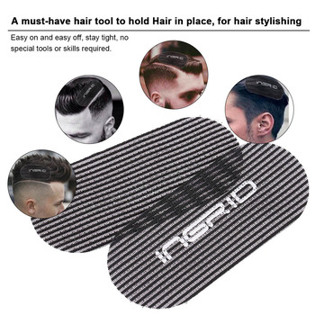 Hair Care Styling Tools Hair Gripper Barber Grippers Men's Hair Holder Hairpins Black Color Hair Styling Cutting Acessories 1