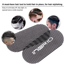 Hair Care Styling Tools Hair Gripper Barber Grippers Men's Hair Holder Hairpins Black Color Hair Styling Cutting Acessories