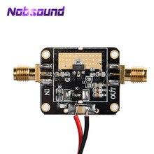 Модуль радиочастотного усилителя средней мощности 50 6 ГГц, широкополосное усиление, 20 дБ