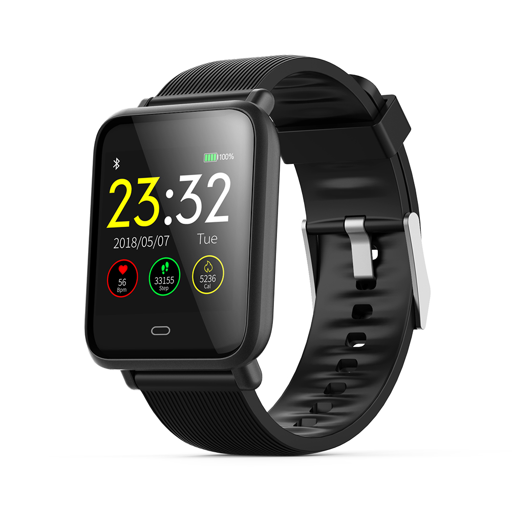 Smart Watch Blood Pressure Heart Rate Smart Band Fitness Tracker Color Screen Sport Watch IP67 Waterproof Men Women Smartwatch colmi v11 smart watch ip67 waterproof tempered glass activity fitness tracker heart rate monitor brim men women smartwatch