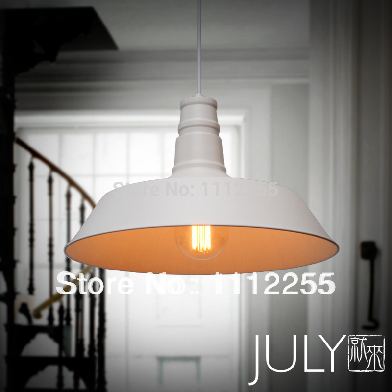 Free Shipping vintage loft pendant light Luminaire Hanglamp Colorful Aluminum Lamp Shade For Home Lighting Dining Room Lampsha vintage pendant lights brief loft work ight design house work lamp light e27 15 22cm study garage lighting free shipping gy19