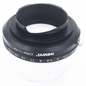 Image 5 - NEWYI Für Contarex Crx Objektiv Leica M Lm M4 M5 M6 M7 M8 M9 Mp Techart Lm Ea7 Adapter kamera objektiv Konverter Adapter Ring
