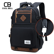 School Bags For Boys Girls Men Schoolbag Women Backpack Oxford Waterproof External USB Charge Travel Laptop School Backpack oxford waterproof army green backpack male usb charger school backpack for girls travel laptop backpack school bags for boys bag