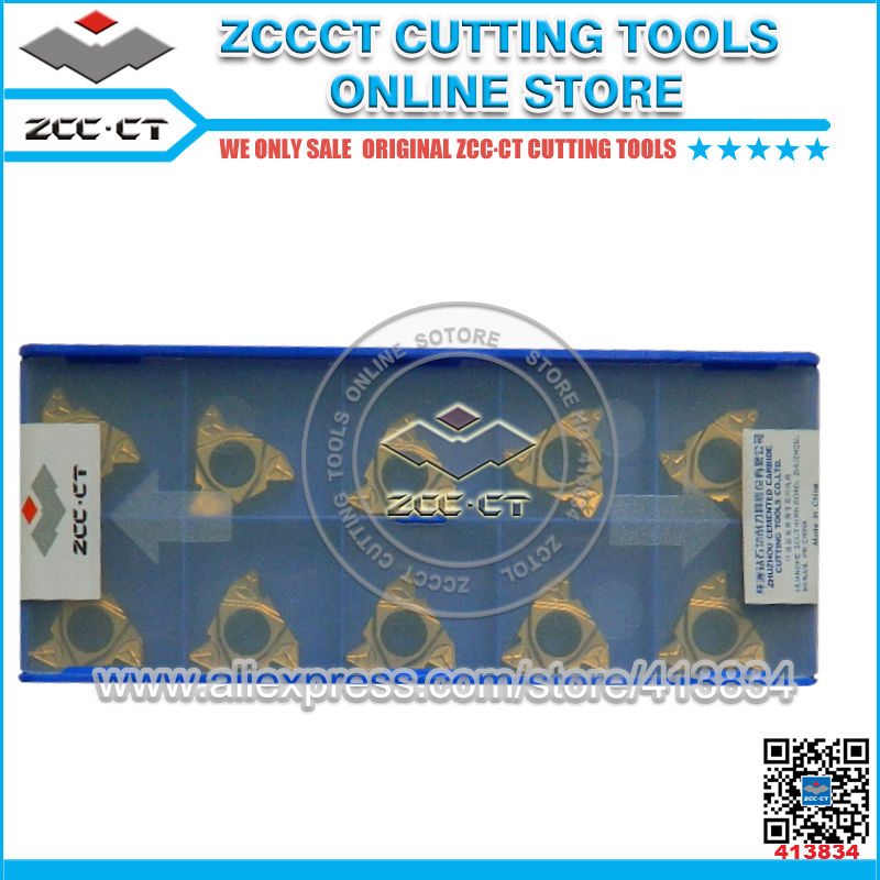 Free Shipping ZCCCT cutting tools cnc turning inserts and threading inserts cutter plate 1 pack free shipping zccct cutting tools cnc turning tool inserts and tool holder 1 pack